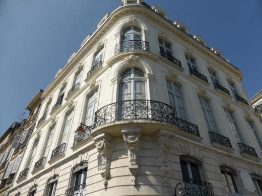 Bayonne, maison du financier Léon de Brethous, 1729-1734
