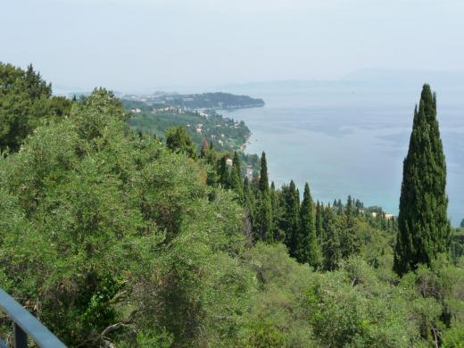 Corfou ou Capri ?
