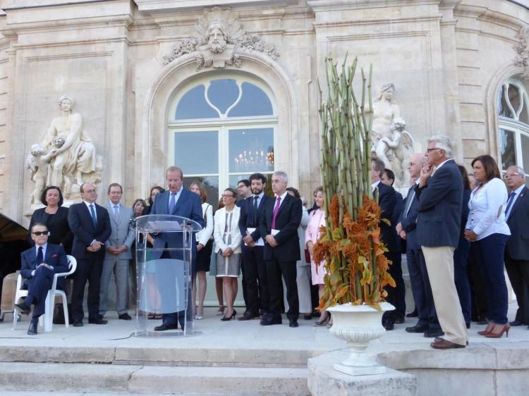 Discours de M. Christian Dupuy, vice-président des Hauts-de-Seine
