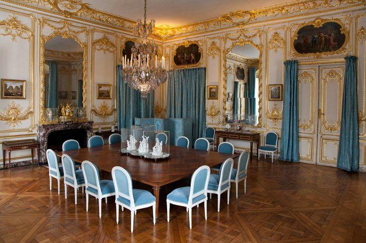 Salle à manger des petits appartements du roi, dite des
