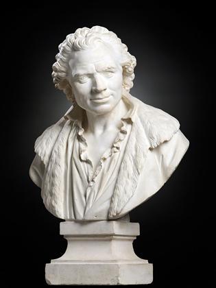 Augustin Pajou : Charles De Wailly, 1789, Lille, musée des Beaux-Arts