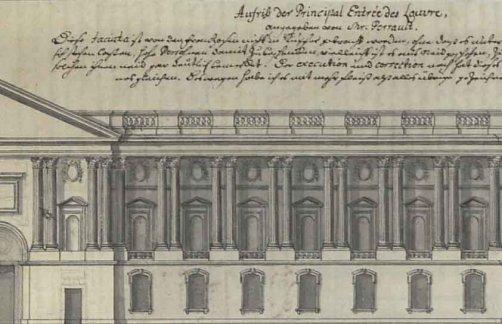 Claude Perrault, Colonnade du Louvre, 1667-1670