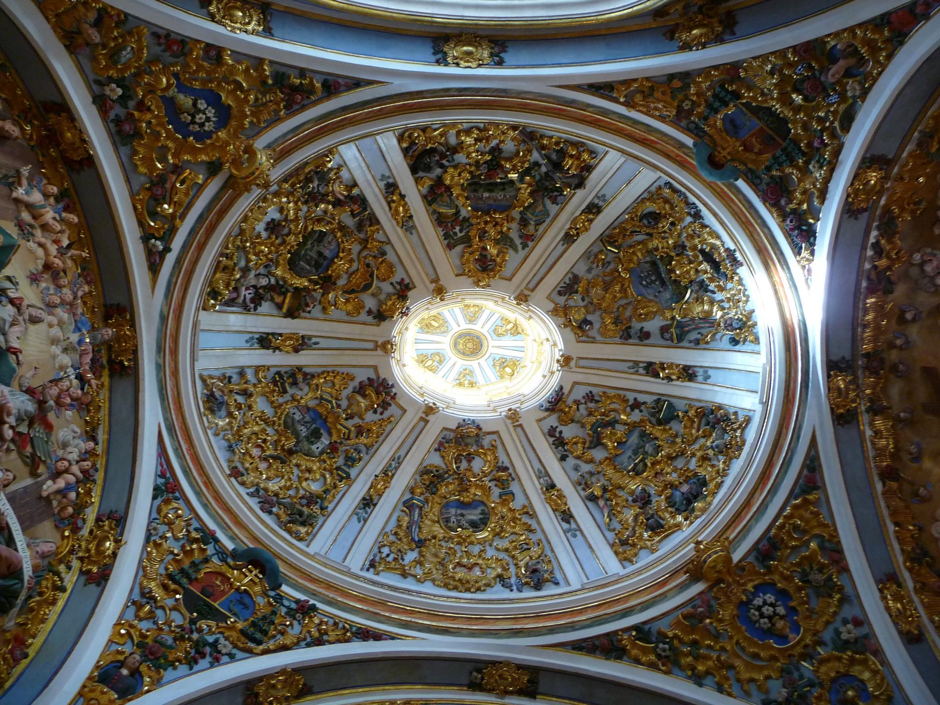 Burgos, grande sacristie, XVIIIe siècle, cl. Ph. Cachau