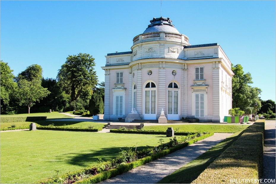 François-Joseph Bélanger : Chateau de Bagatelle, 1777