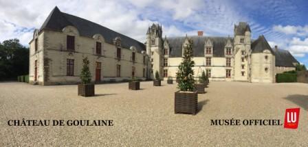 Château de Goulaine, musée officiel Lu