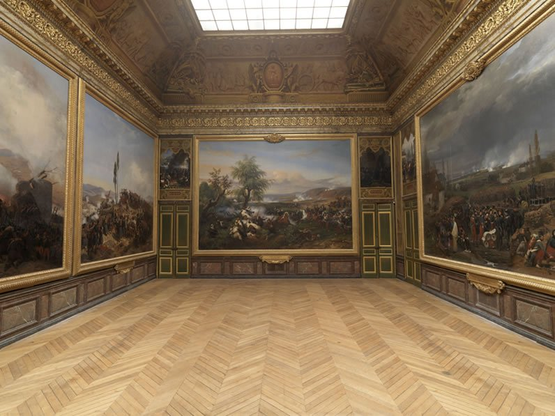 Salle de Constantine, château de Versailles, 1842