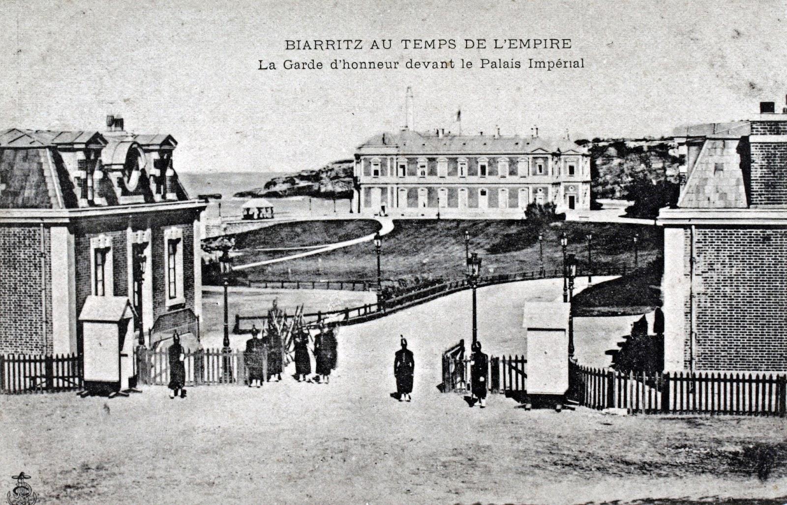 Domaine imperial de Biarritz