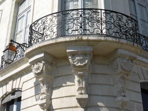 Juste-Aurèle Meissonnier, Maison Brethous, Bayonne, XVIIIe siècle