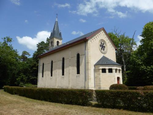 Solférino, église Sainte-Eugénie (cl. Ph. Cachau)